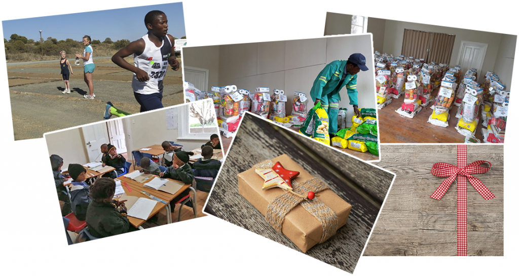 Projects at Itumeleng Community Trust